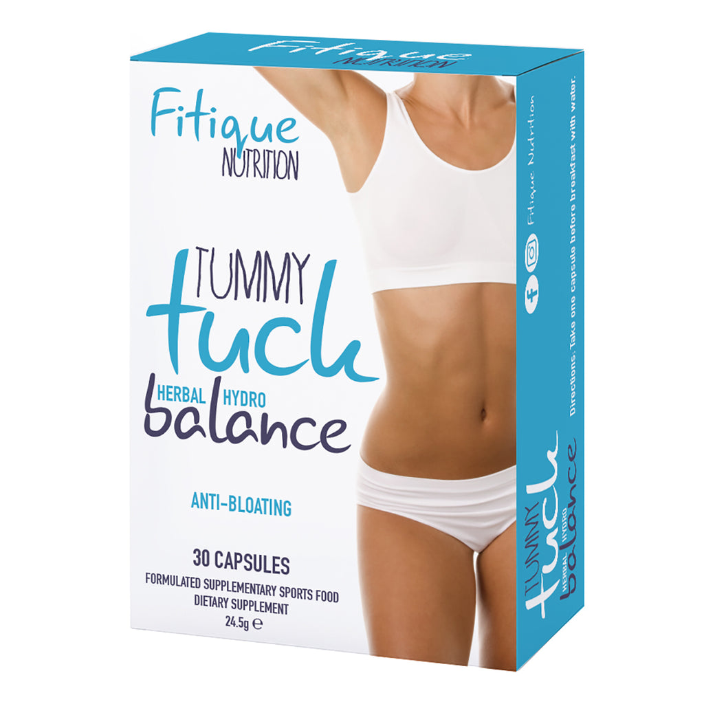 Fitique Tummy Tuck 天然草本去水排毒配方