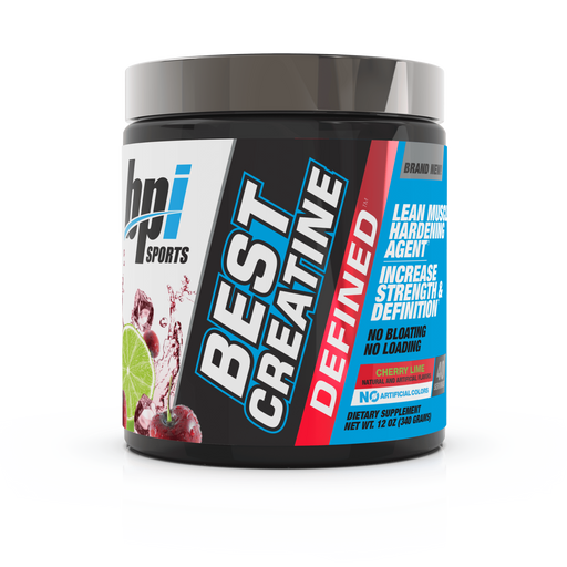 BPI Sports - Best Creatine Defined 全面力量提升 加強線條配方