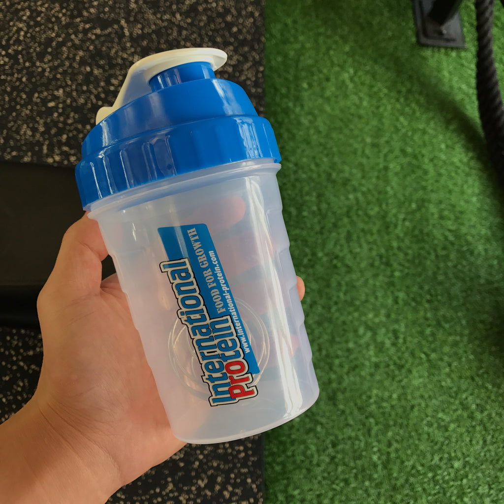 International Protein Shaker (XNUMX毫升水樽)