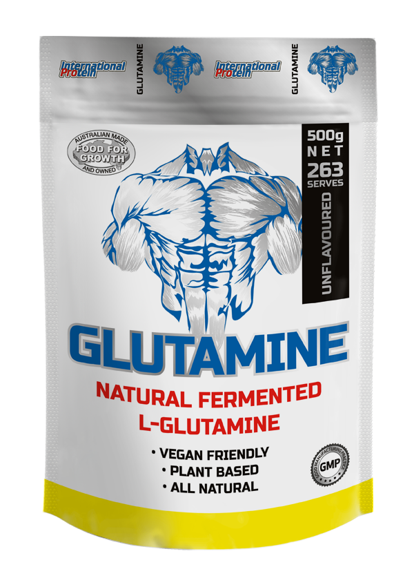 International Protein Glutamine 谷氨酰胺
