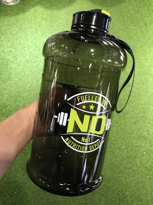 Nutrition Depot 2L Bottle 2公升水樽
