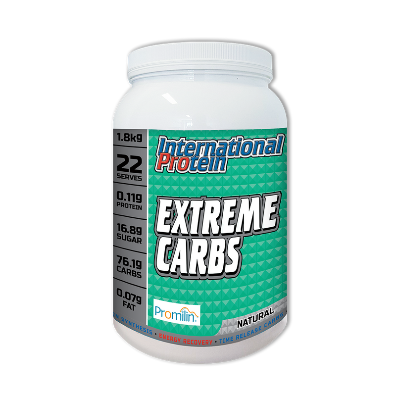 Extreme Carbs (充碳能量補給品) (Carbo粉)