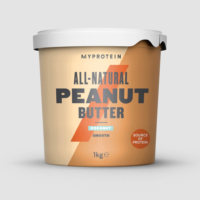 Myprotein All-Natural Peanut Butter (1 kg)