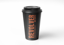 X50 Revolver Mug (380 m with heat-proof silicon lid)