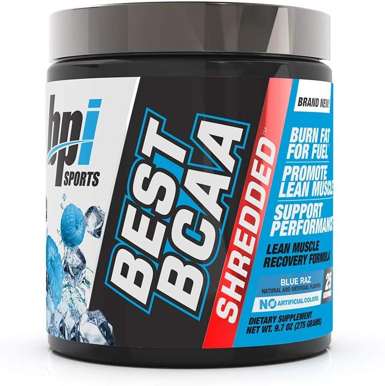 BPI Sports - Best BCAA Shredded 加強消脂配方