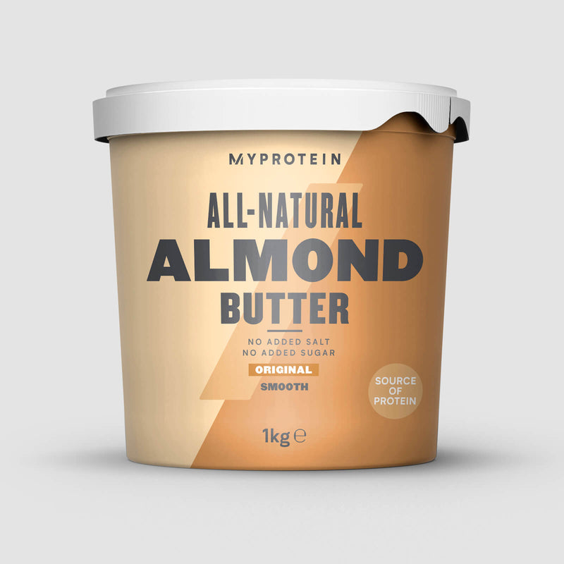 Myprotein All-Natural Almond Butter (1 kg)