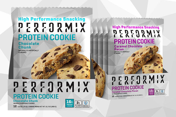 Performix Protein Cookie 高蛋白質特濃美式軟曲奇