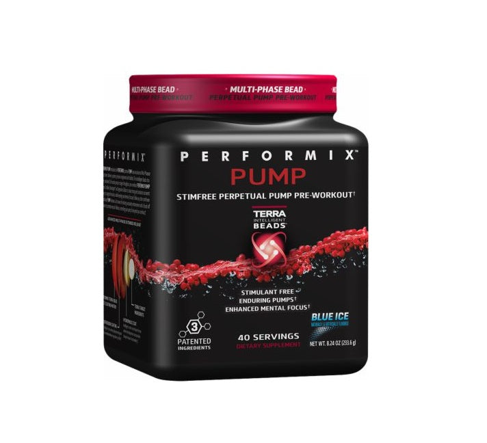 Performix PUMP Nitric Oxide Sustained Muscle Congestion Expansion Agent