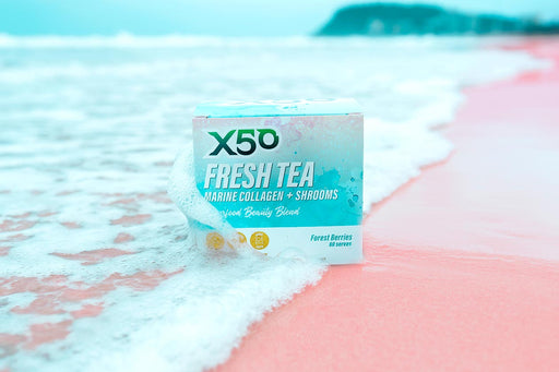 Green Tea X50 - Fresh Tea
