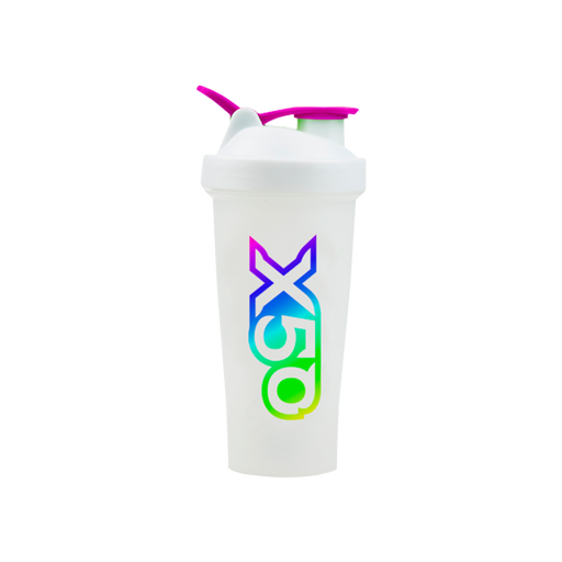 GreenTea X50 Shaker - Rainbow (600毫升水樽)