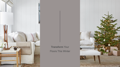 Transform Your Floors This Winter