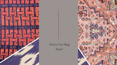 What's Your Rug Style?