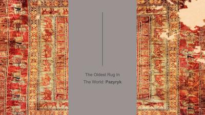 The Oldest Rug in the World: Pazyryk