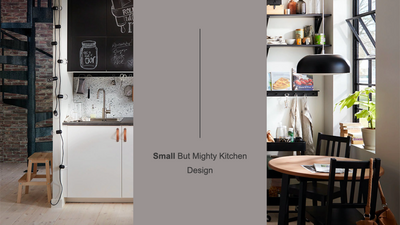 Small But Mighty Kitchen Design