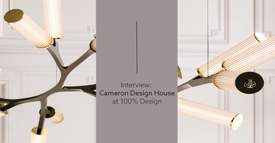 Interview: Cameron Design House at 100% Design