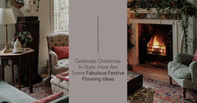Celebrate Christmas In Style: Here Are Some Fabulous Festive Flooring Ideas