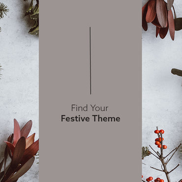 Find Your Festive Theme