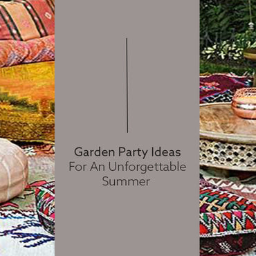 Garden Party Ideas For An Unforgettable Summer
