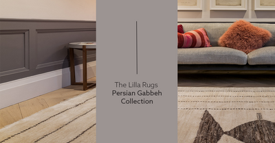 The Lilla Rugs Persian Gabbeh Collection