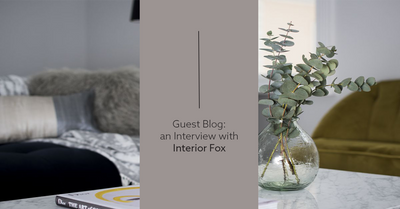 Guest Blog: an Interview with Interior Fox London