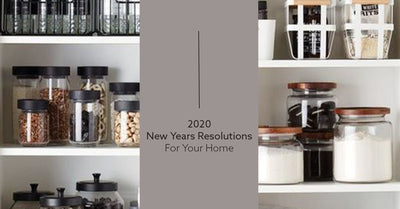 2020 New Year's Resolutions For Your Home