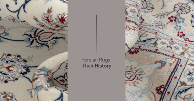 Persian Rugs: Their History