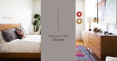 5 Places to put a Runner