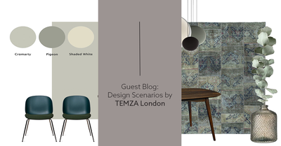 Guest Blog: Four Rugs, Four Unexpected Design Scenarios, by TEMZA London
