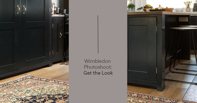 Get The Look: Wimbledon Rug Photoshoot