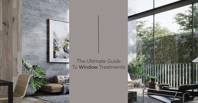 The Ultimate Guide to Window Treatments