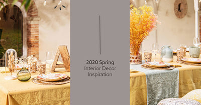 2020 Spring Interior Decor Inspiration