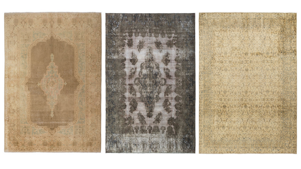 Persian Overdyed Rugs at Lilla Rugs