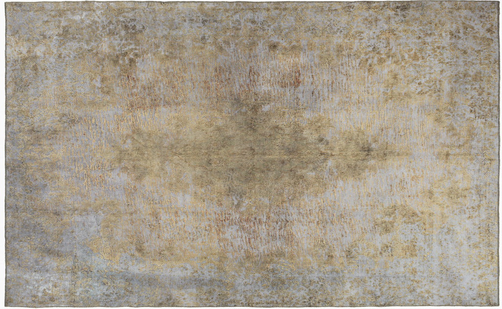 Lilla Rugs 6 summer rugs to buy - Persian overdyed distressed faded rug