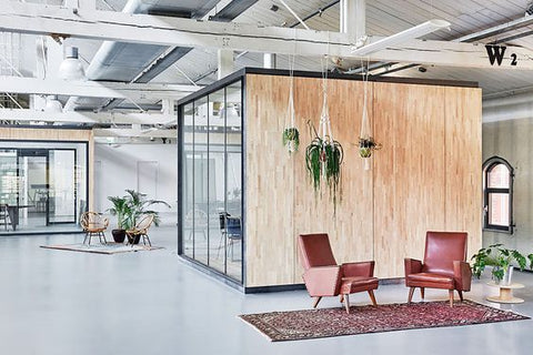 lilla rugs office interior