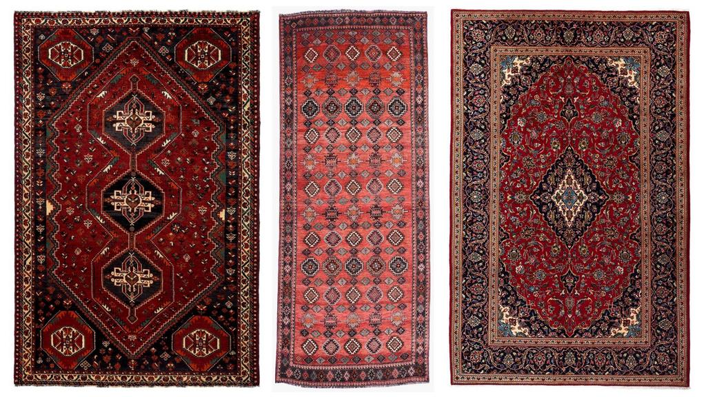Lilla Rugs Red Rugs