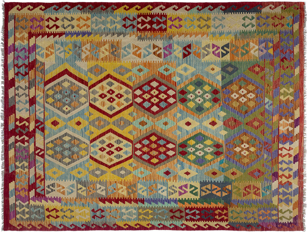 Lilla Rugs 6 summer rugs to buy - classic kilim rug