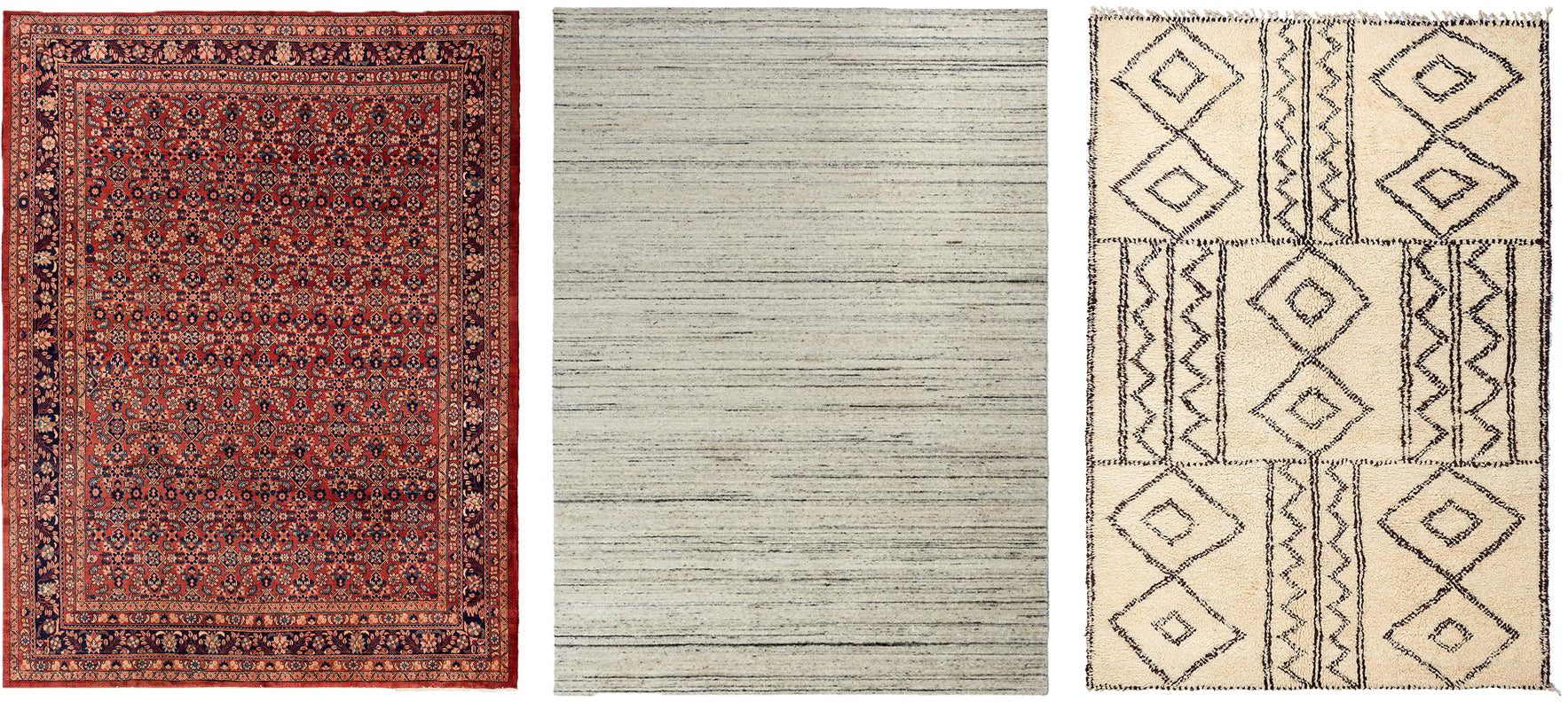 Rug Collection, Layering rugs, interior design