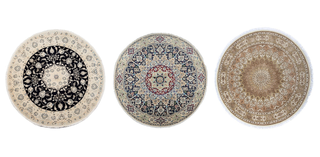 circle rugs lilla rugs