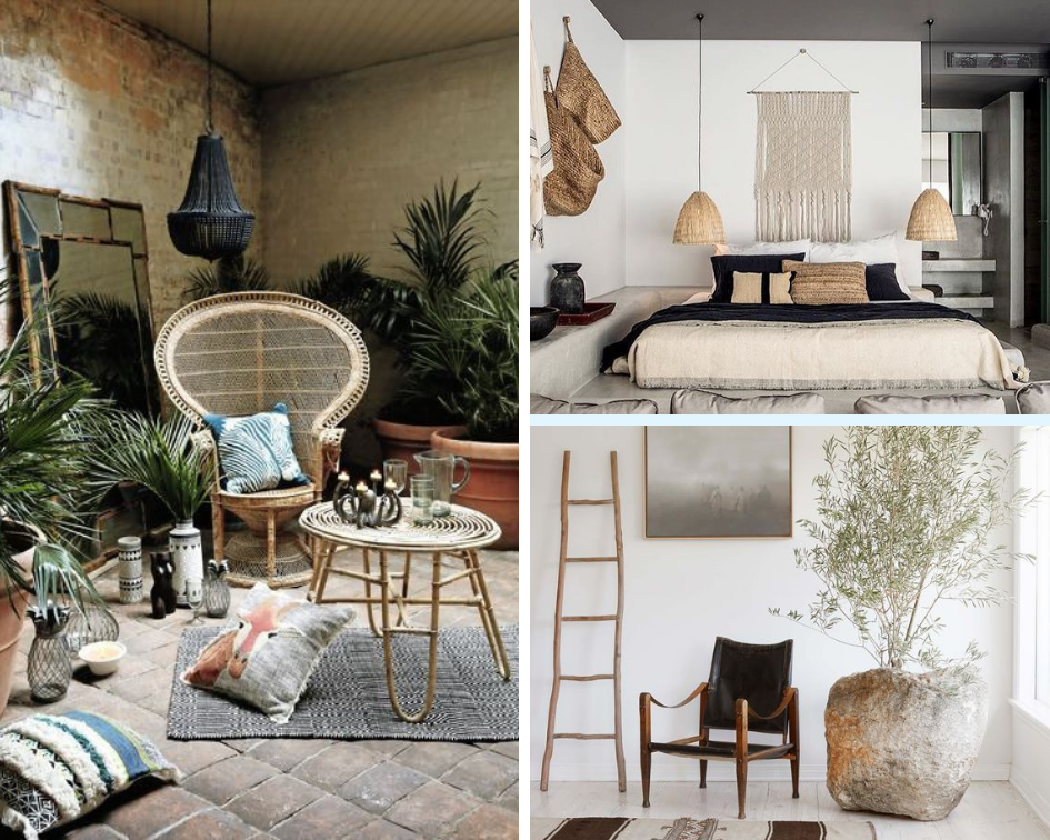 natural elements, interior design, design ideas, blog, inspo, textiles, accessories