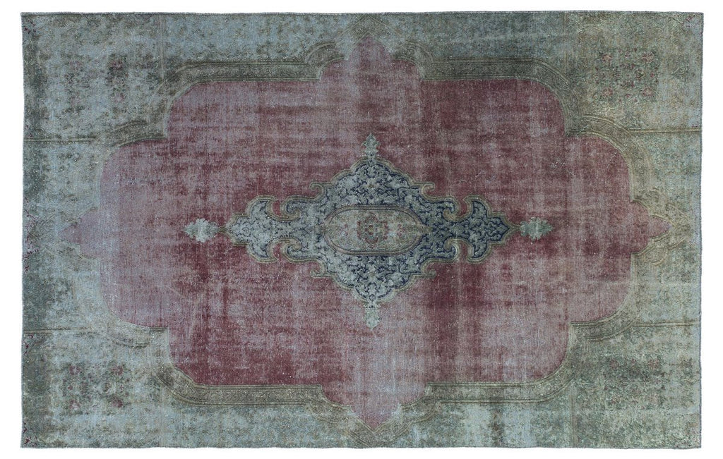 lilla rugs persian overdyed rug