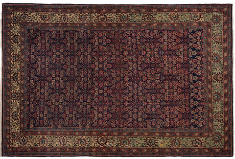 Lilla Rugs Fede Persian Antique Rug in Blog about rugs for an office
