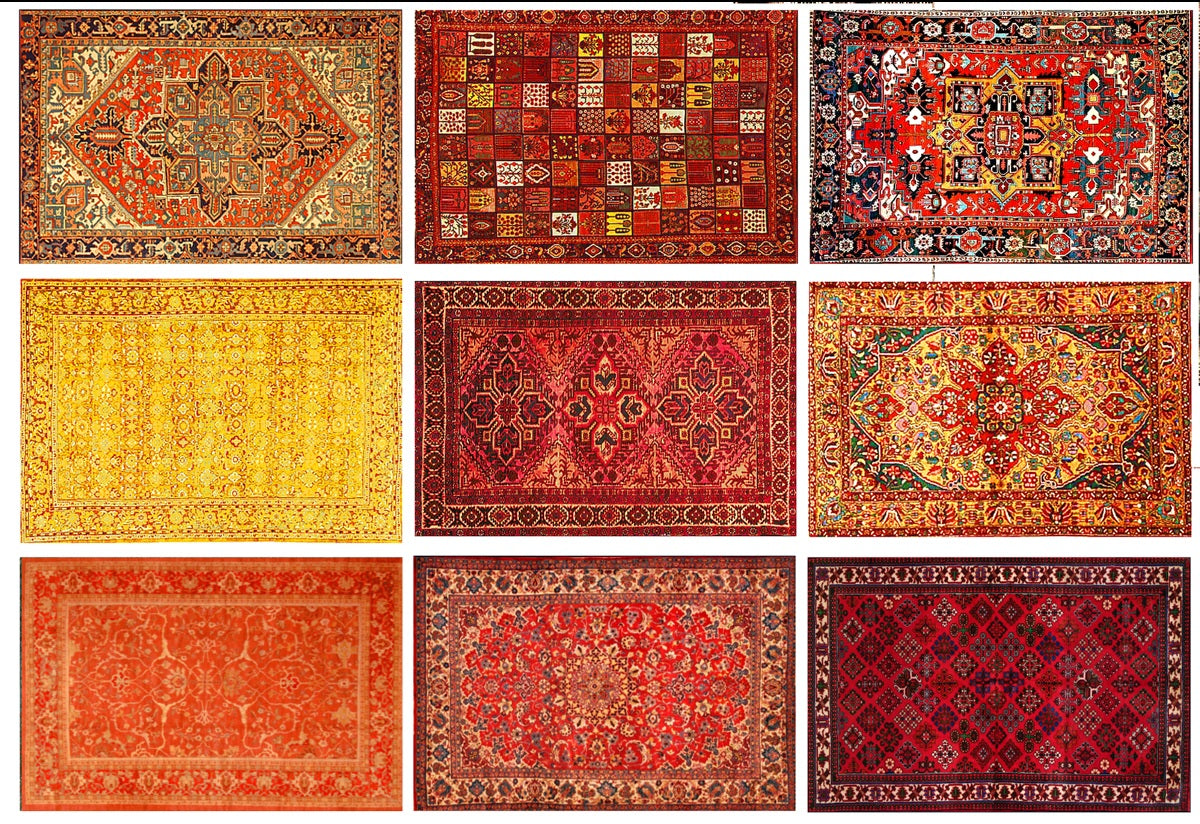 interior design, design ideas, design trends, persian rugs, oriental rugs, starter guide, guide to buying a persian rug, london rugs, london rug collections