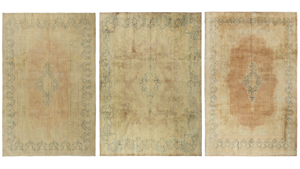 Lilla Rugs Persian Overdyed Collection
