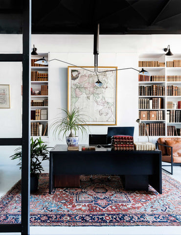 lilla rugs interior office