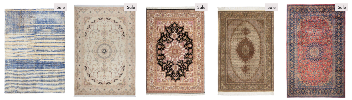 persian rugs, oriental rugs, rug placement, bathroom rug ideas, london rugs, uk rugs, international shipping, rug collections, vintage rugs, interior design, design ideas, lockdown guide