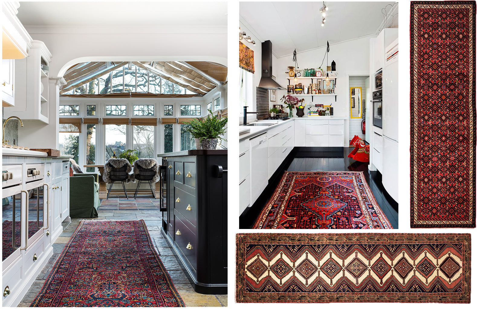 Persian Runner Rugs Kitchen Trend