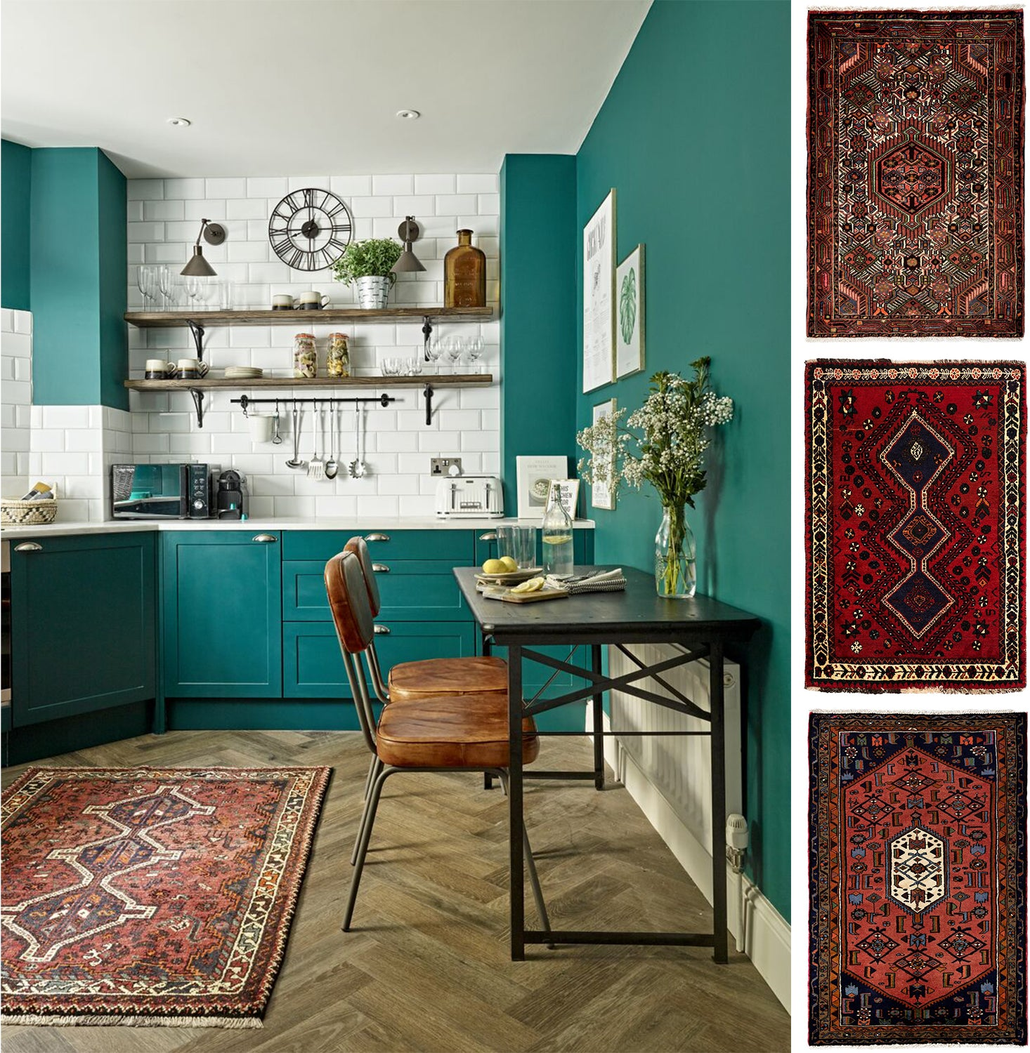 Persian Small Rugs Kitchen Trends