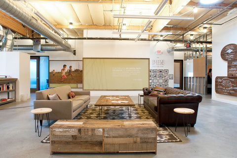 Toms Offices in Los Angeles Lilla Rugs