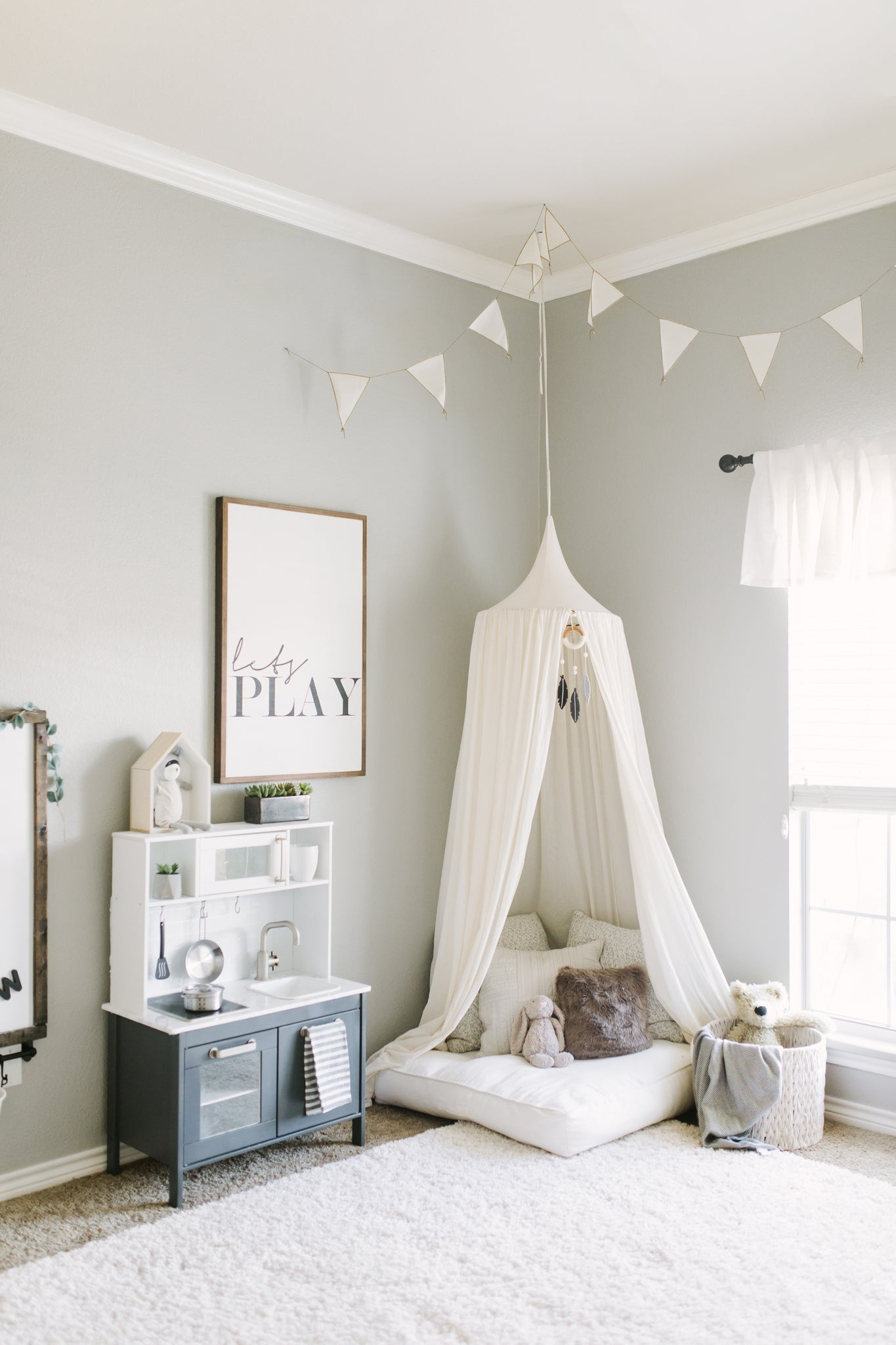 Interior design, kids bedrooms, fun in details