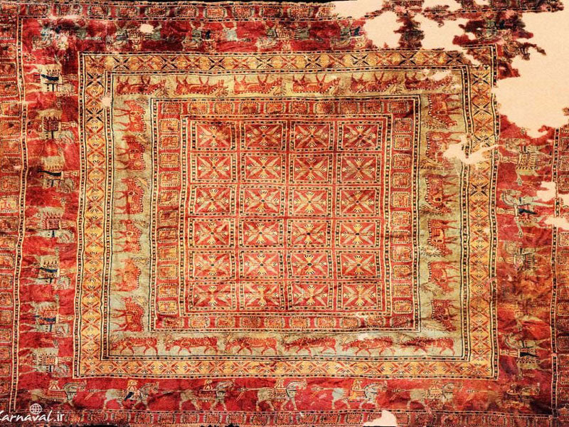 pazyryk Rug, Persian rugs, oriental rugs, oldest rug, rug history, london rugs, uk rug collections, interior design, design ideas, design inspiration, ode to rug weaving, textiles, home accessories, home decor